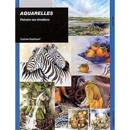 Aquarelle : Peindre ses émotions