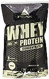 PEAK Whey Concentrate 1000g | Hochwertiges Aminosäurenprofil | 45% EAAs & 22% BCAAs | (Vanilla)