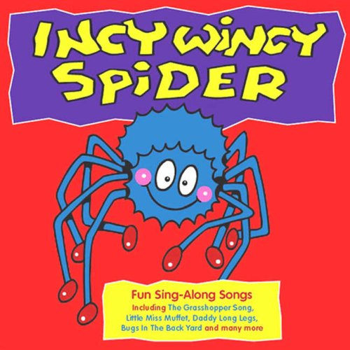 Incy Wincy Spider (The Playtime Range)