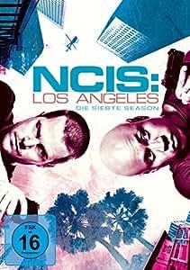 NCIS: Los Angeles - Die siebte Season [6 DVDs]