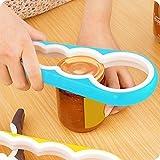 Multi Purpose Grip Jar & Bottle Opener Rubber Design Fits All Bottles Caps