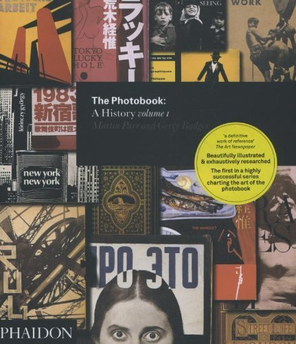 The Photobook: A History, Vol. 1 by Parr, Martin, Badger, Gerry (2004) Hardcover