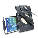CTA Étui de acgm Antivol de sécurité Pad avec support pour Apple iPad Mini Noir