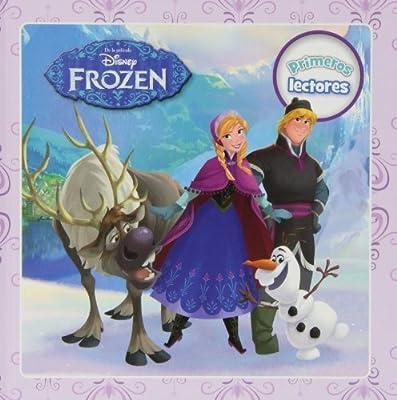 Frozen. Primeros lectores de Libros Disney