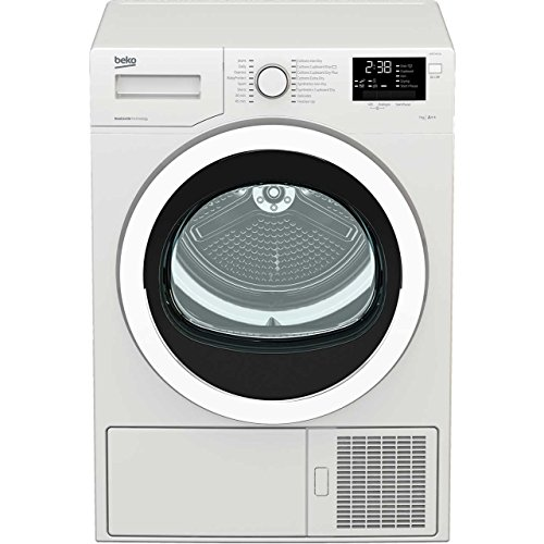 Beko DHR73431W Freestanding A++ Rated Condenser Tumble Dryer - White