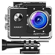 Cattura ogni vostro momento importante con Apeman action camera. FHD 1080 e 170 ultra grandangolare che consente di catturare tutto quello che ti piace, dandovi un'esperienza particolare. Caratteristiche del prodotto  Una custodia resistente ...