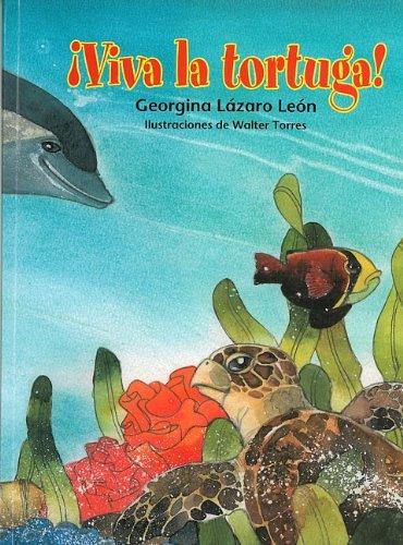 Viva la tortuga! por Georgina Lazaro Leon
