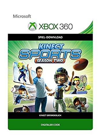 Kinect Sports Season 2 [Xbox 360 - Download Code]