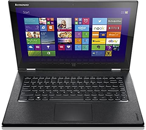 Lenovo Yoga 2 Pro-13 33,8 cm (13,3 Zoll QHD+ IPS) Convertible Ultrabook (Intel Core i7-4510U, 3,1GHz, 8GB RAM, 512GB SSD, Intel HD Graphics 4400, Touchscreen, Win 8.1)
