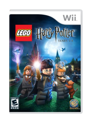 LEGO Harry Potter: Years 1-4 [US Import] (Xbox 360-spiel Brick)