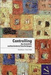 Controlling, m. CD-ROM (Livre en allemand)