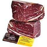 Cecina de vaca SELECTIUN, pack 2 tacos de 500 gramos/cada uno VC pulido