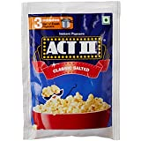 Act II Instant Classic Salted Popcorn, 60g