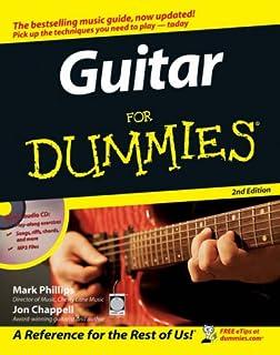 Guitar For Dummies (0764599046)   Amazon price tracker / tracking, Amazon price history charts, Amazon price watches, Amazon price drop alerts