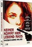 Keiner kommt hier lebend raus - Diary of a Hitman [Blu-Ray+DVD] - uncut - auf 111 Stück limitiertes Mediabook Cover B