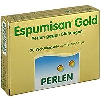 Espumisan Gold Perlen gegen Blähungen 20 stk preisvergleich bei billige-tabletten.eu