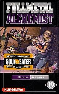 Fullmetal Alchemist Edition simple Tome 19