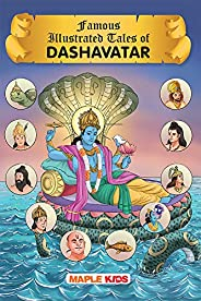 Dashavatar - Colourful Pictures - Story Book for Kids