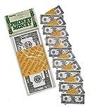 Horror-Shop 100 Dollar Spielgeld in Scheinen als Partydeko | Papier