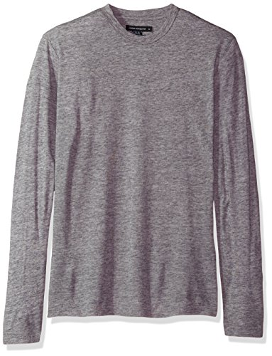 French Connection Men's Wool Jersey Crew (Essential Knit Kleid)