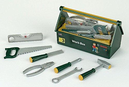 Preisvergleich Produktbild Bosch Werkzeugkasten 7tlg. (Spielzeug)