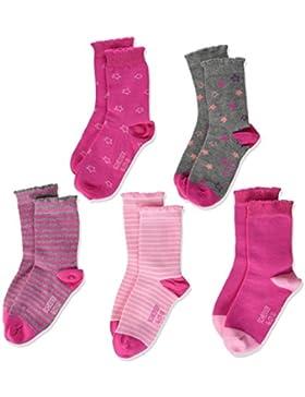 Schiesser Mädchen Socken, 5er Pack