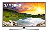 "Samsung 50NU7475 - Smart TV de 50"" 4K UHD HDR (Pantalla Slim, Quad-Core, 3 HDMI, 2 USB), Color Plata (Eclipse Silver)"