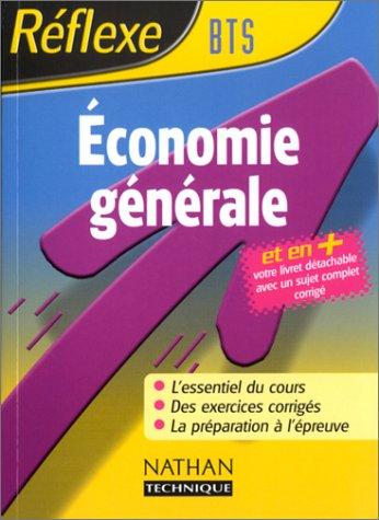 Economie générale BTS : Mémo, numéro 26 (+ livret détachable)
