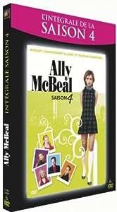 Ally McBeal - Saison 4 - Coffret 6 DVDH