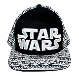 Disney Star Wars Baseball Cap Kappe Schirmmütze (Weiß 2)