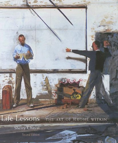 Life Lessons: The Art of Jerome Witkin por Sherry Chayat