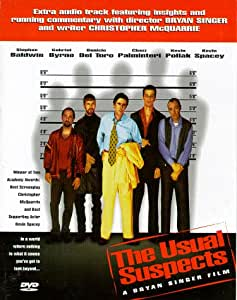 Usual Suspects [DVD] [1995] [US Import]