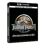 Parque Jurásico 3 (4K UHD + BD) [Blu-ray]