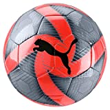 6f13e4c344f Puma Future Flare Ball Balón de Fútbol, Unisex Adulto, Black White/Silver,