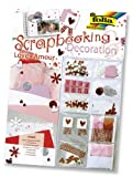 Folia Scrapbooking Deco-Set Love