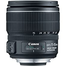 Canon EF-S 15-85mm f/3.5-5.6 IS USM - camera lenses (17/12, 0.21X, 3.5 - 5.6, 15 - 85 mm, 24 - 136 mm, Ring USM)