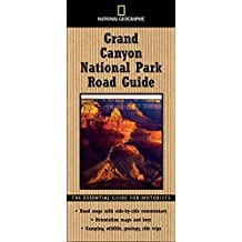 National Geographic Road Guide to Grand Canyon: The Essential Guide for Motorists (National Geographic Grand Canyon National Park Road Guide) by Jeremy Schmidt (2004-04-30)