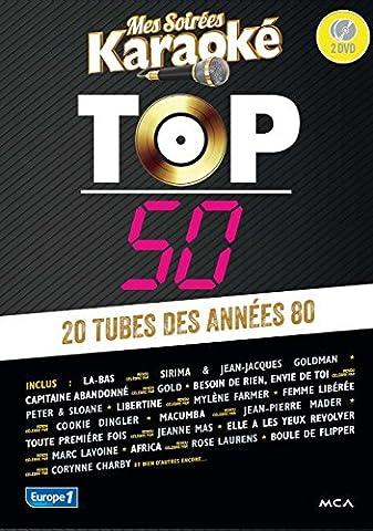 Coffret 2 DVD Top 50