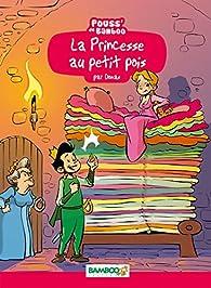 La princesse au petit pois par  Domas