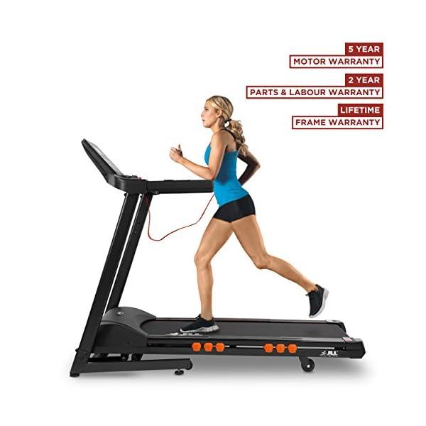 JLL T350 Folding Treadmill
