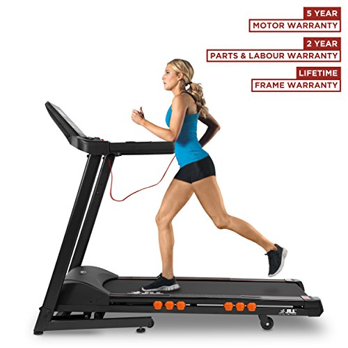 JLL T350 Digital Folding Treadmill, 2020 New Generation Digital Control 4.5HP Motor,...