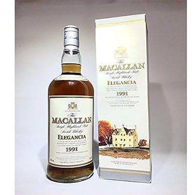 Macallan 1991-2003 - Elegancia - 1 Litre