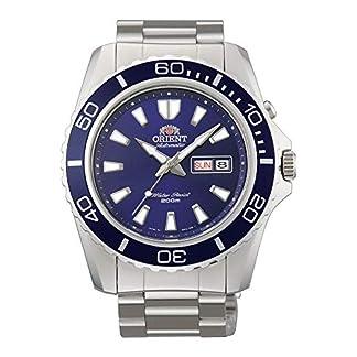 Orient Reloj Analógico para Hombre de Automático con Correa en Acero Inoxidable FEM75002DW