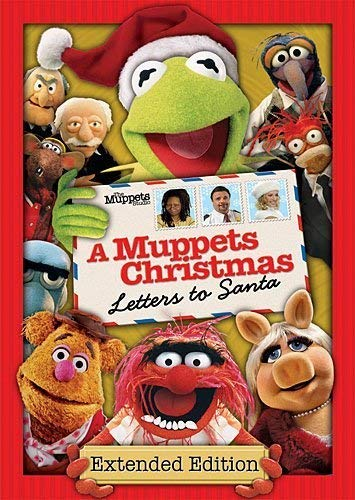 Muppets Christmas: Letters to Santa by Walt Disney Studios Home Entertainment