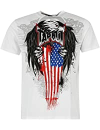 Tapout USA Print Herren T-Shirt (599650) white