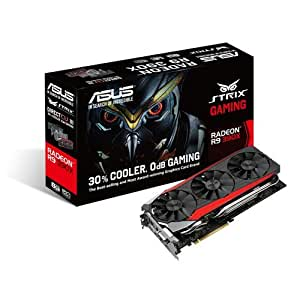 Asus 90YV08G1-M0NA00 Carte graphique AMD Radeon R9 390X 1070 MHz 8192 Mo PCI Express