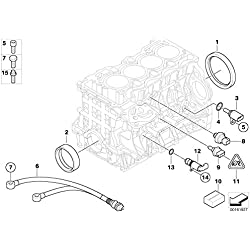 BMW Oil pressure sensor