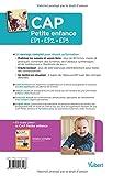 Image de CAP Petite enfance - Épreuves professionnelles - Préparation complète pour réussir les EP1, EP2 et EP3