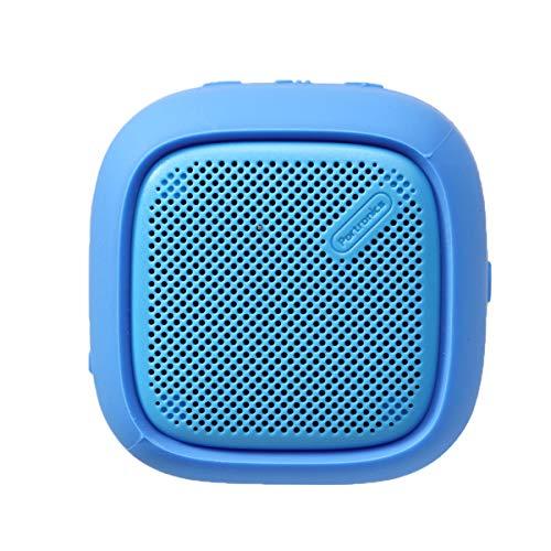 Portronics Bounce POR-952 Portable Bluetooth Speaker with FM (Blue)