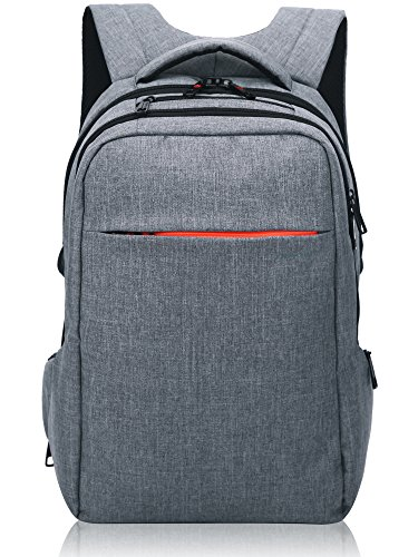 Norsens Mens Laptop Backpack 15.6 Slim for College